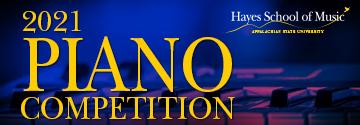 2021 Piano Competition